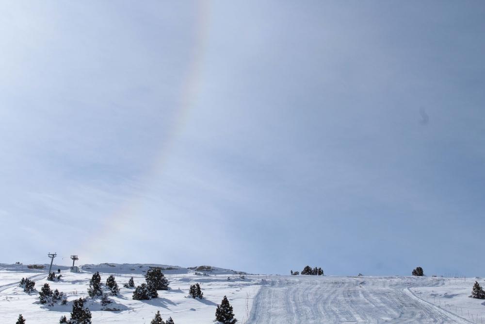 Ermenek Bozdağ Kayak Merkezi 1