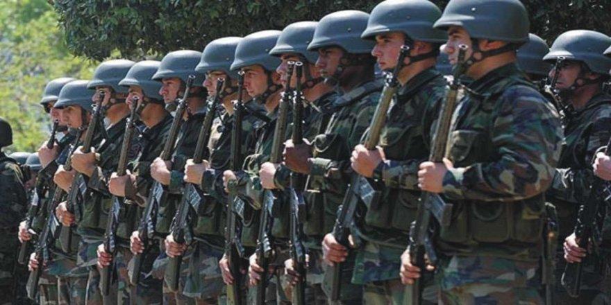 Ereğli Askerlik Şubesi'nden 2018 Şubat Celp Dönemi Duyuru