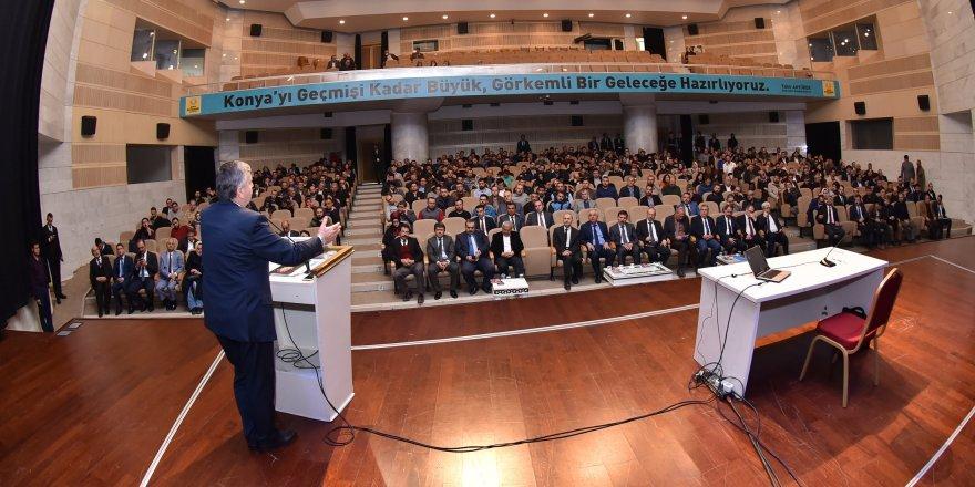 Başkan Akyürek: Belediye Çalışmaları Vakıf Çalışmalarıdır