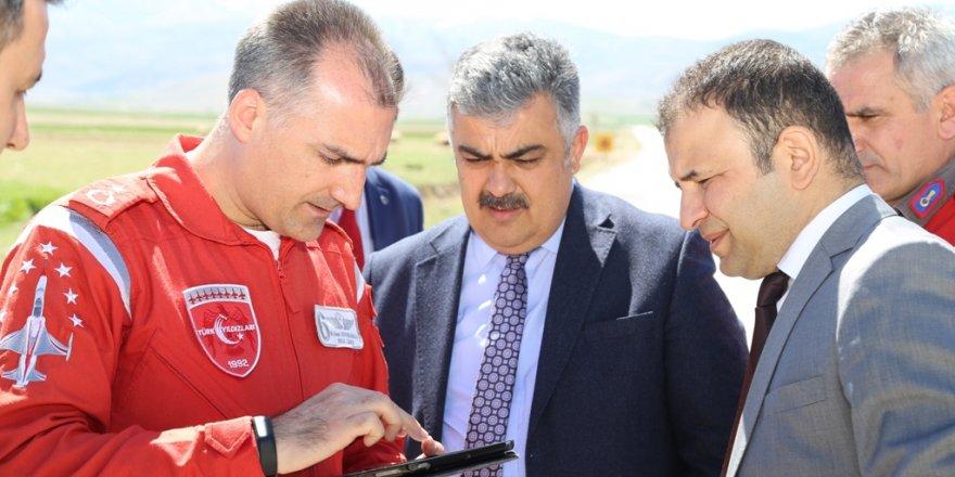 Türk Yıldızları Ereğli Semalarında Gösteri Yapacak