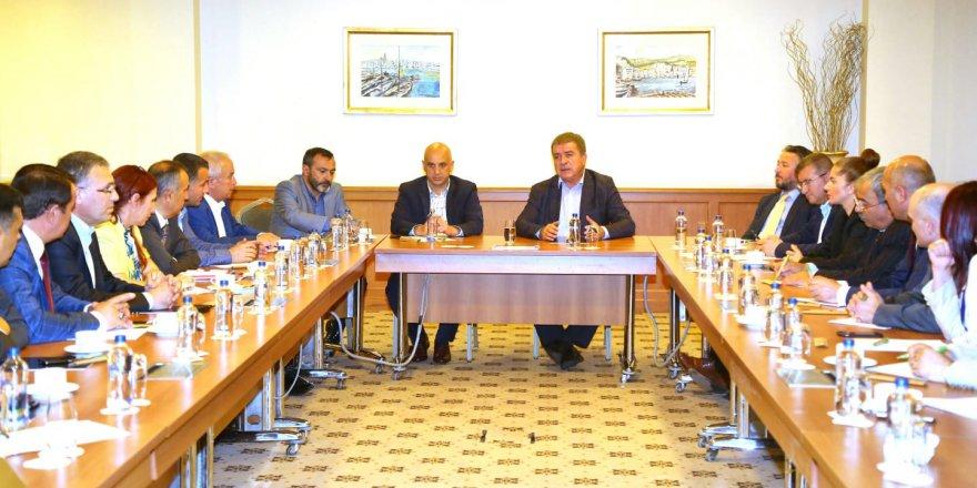 BYEGM İl Müdürleri İstanbul'daki İstişare Toplantısında Bir Araya Geldi