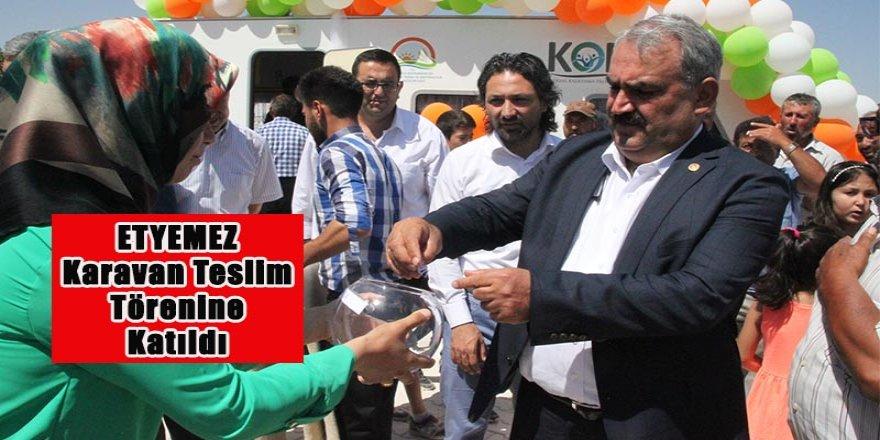 Milletvekili Etyemez: Konya'da Hayvancılık Desteğini Son 15 Yılda 74 Kat Artırdık