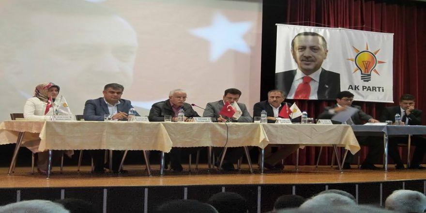 Ak Parti  Ereğli 36.Danışma Meclisi Toplantısı Yapıldı