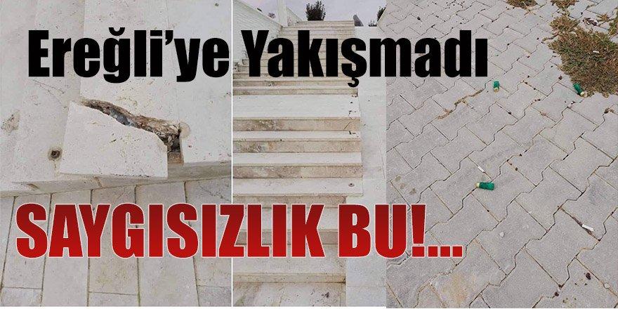 TERBİYESİZLİK!!!