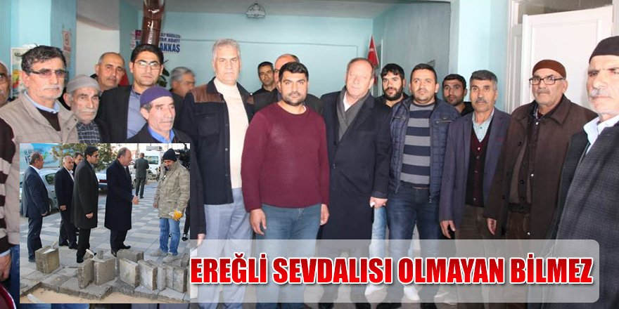 """""""EREĞLİ SEVDALISI OLMAYAN BİLMEZ"""""""