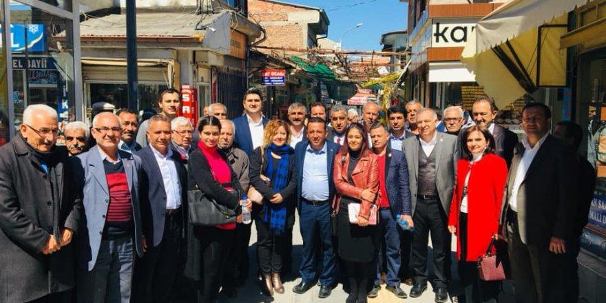 CHP TAM KADRO EREĞLİ'DE