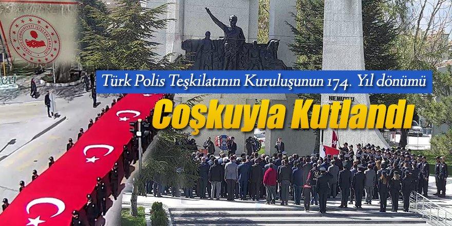 Ereğli'de Polis Haftası Coşkuyla Kutlandı