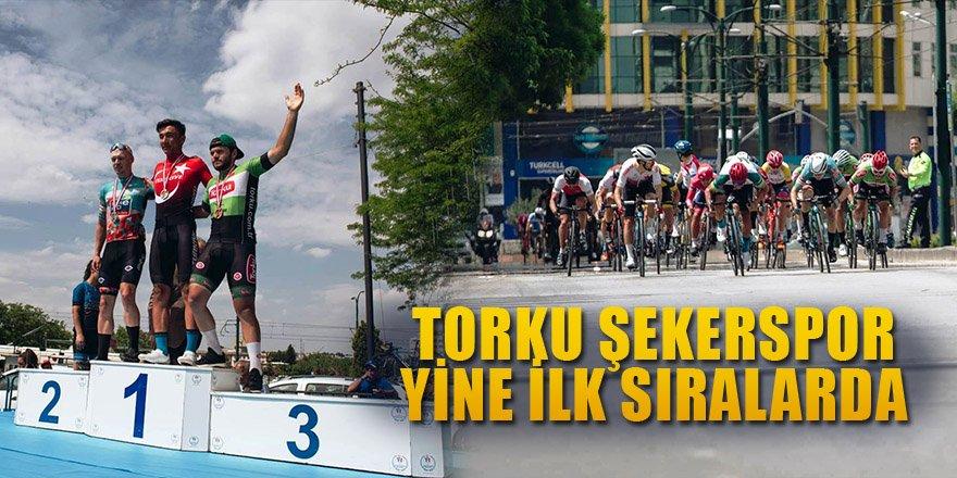 TORKU ŞEKERSPOR YİNE İLK SIRALARDA
