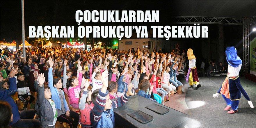 Ereğli Belediyesi'nden Çocuklara Özel Program