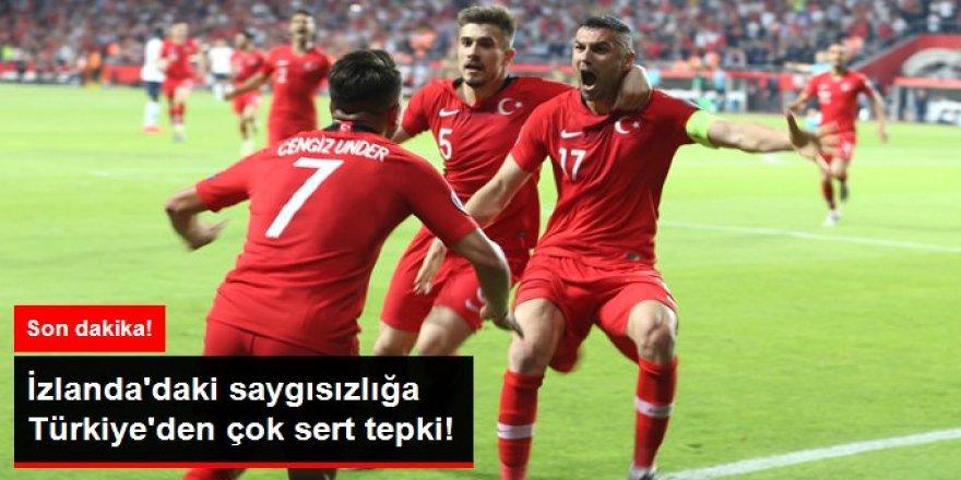 İzlanda'daki skandala Türkiye'den tepki