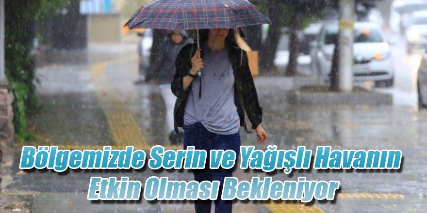 Yurdumuzun Balkanlar Üzerinden Gelen Serin ve Yağışlı Havanın Etkisine Gireceği Tahmin Ediliyor!
