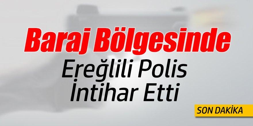 POLİS MEMURU BAŞINA SIKARAK İNTİHAR ETTİ