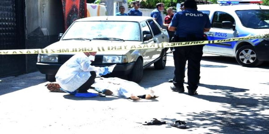 Kavga cinayetle bitti: 1 ölü, 4 yaralı