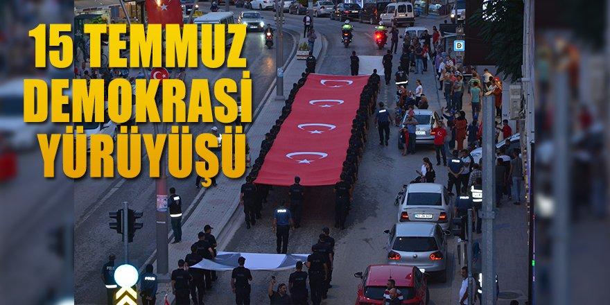 Ereğli'de 15 Temmuz Demokrasi ve Milli Birlik Günü