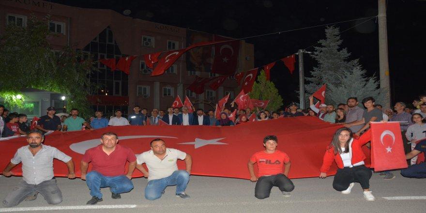 Ayrancı'da 15 Temmuz Kutlamaları