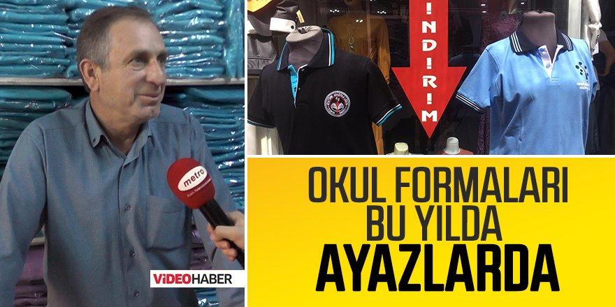 OKUL FORMALARI BU YILDA AYAZLAR MANİFATURA'DA