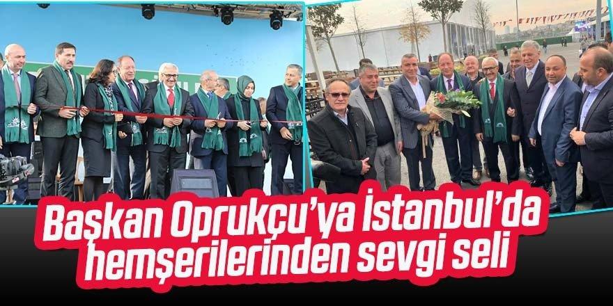 Ereğli Belediyesi, Konya Tanıtım Günleri için İstanbul'da