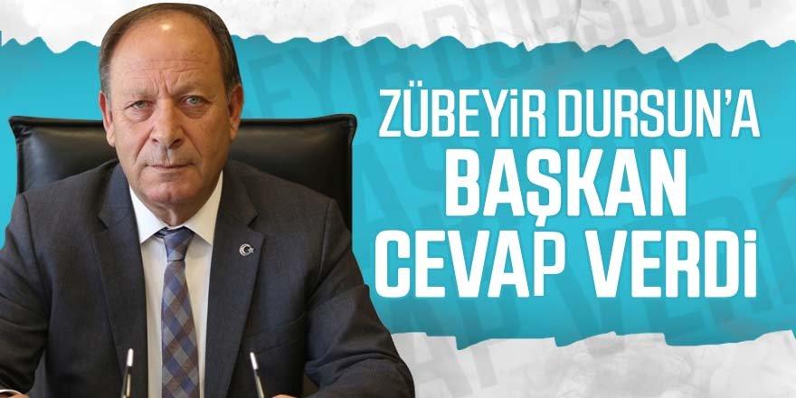 Ereğli Belediye Başkanı Oprukçu'dan Basın Açıklaması