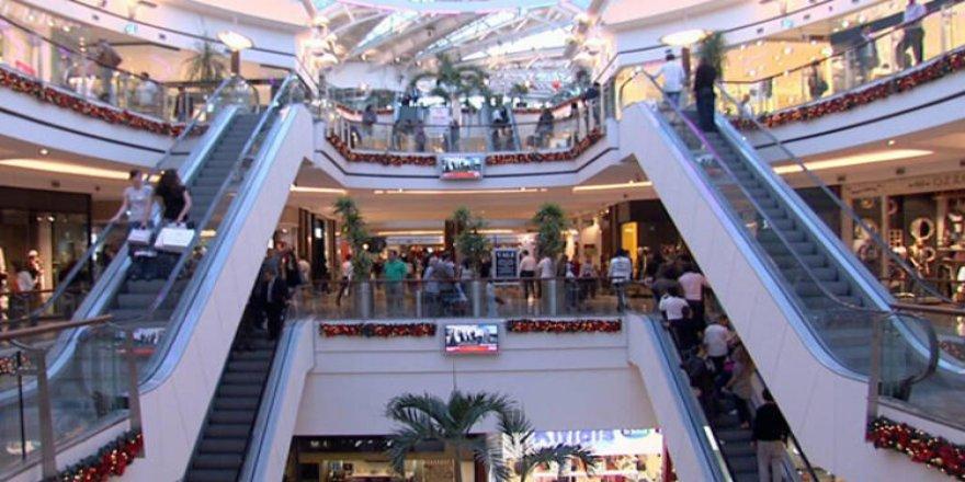 Komşuluğu değil alışveriş merkezini tercih ediyoruz!