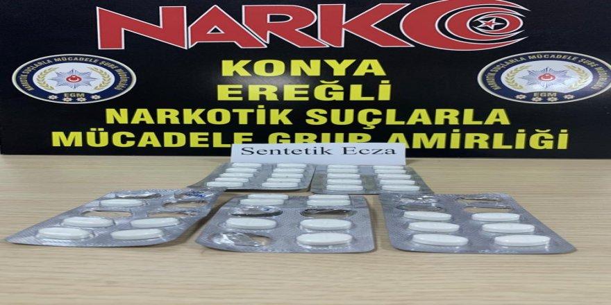 Uyuşturucu hap ticaretine 3 tutuklama