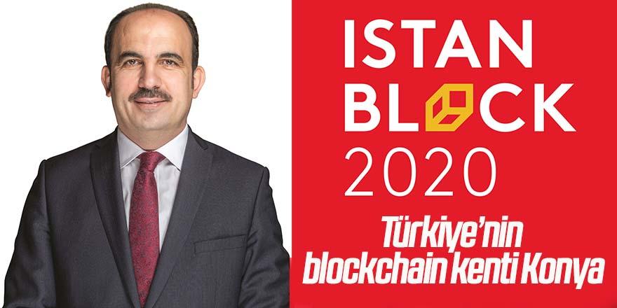 Türkiye'nin blockchain kenti Konya IstanBlock2020'de