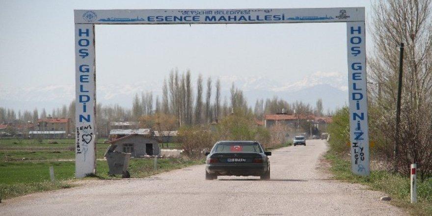 Beyşehir'in mahallesinde karantina kaldırıldı