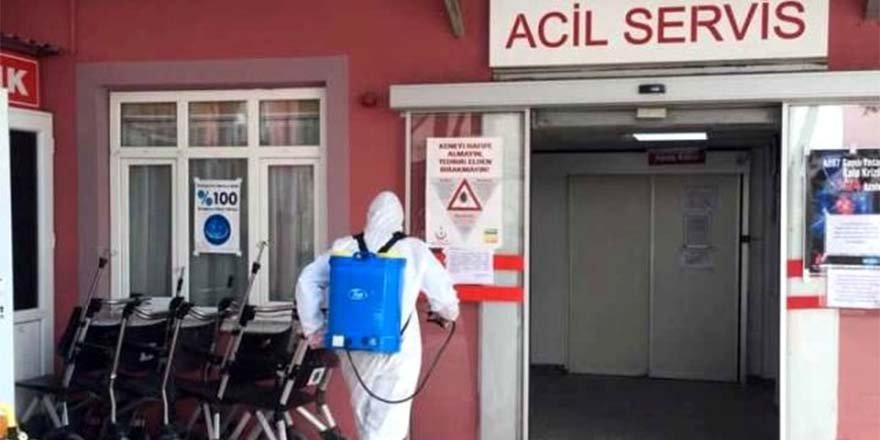 Doktor ve hemşirelerin koronavirüse yakalandı, Hastane kapatıldı