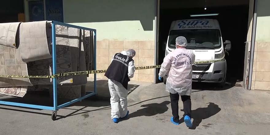 Tartışma sonrası çıkan kavgada ortağını öldürdü polisi bekledi
