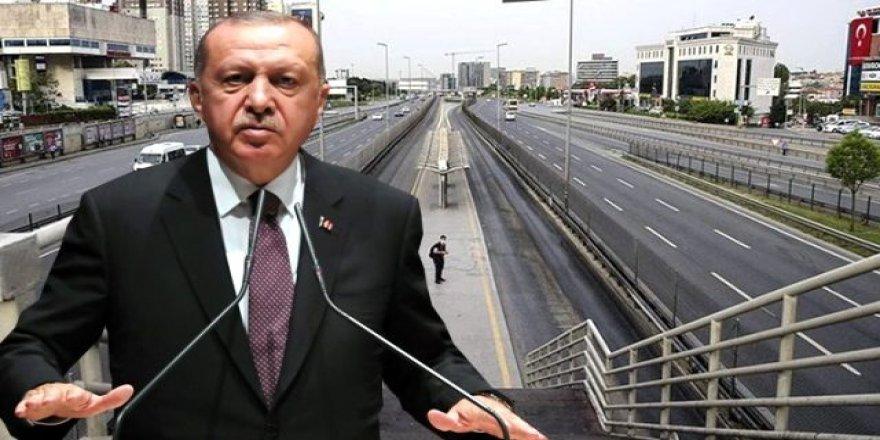 Cumhurbaşkanı Erdoğan,sokağa çıkma yasağını iptal etti