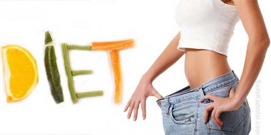Şok diyetler sağlıklı kilo kaybı sağlayabiliyor mu?