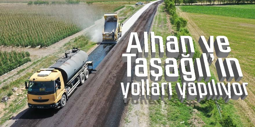 Mahalle Statüsüne Kavuşan Köy Yolları Yapılıyor