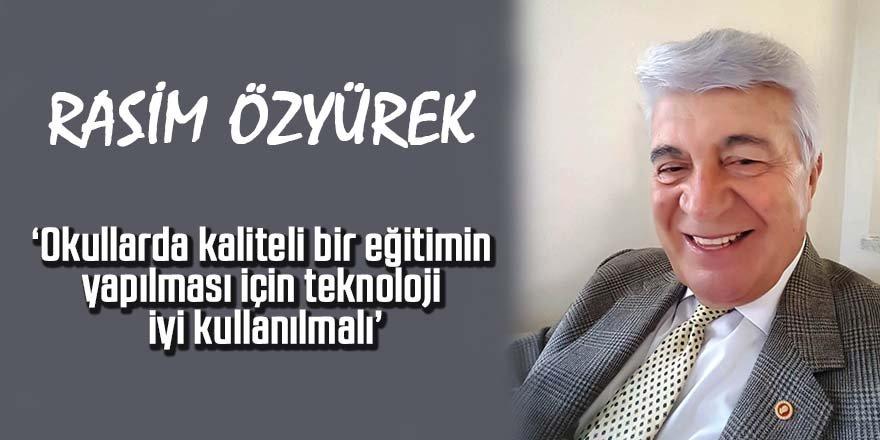 ÖZYÜREKTEN ÖNEMLİ TESPİTLER!