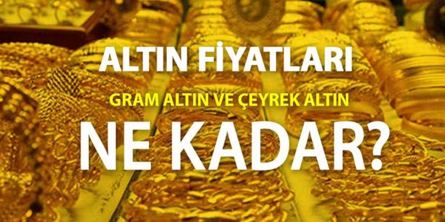 Son dakika haberi: Altın fiyatları yükselmeye devam ediyor!