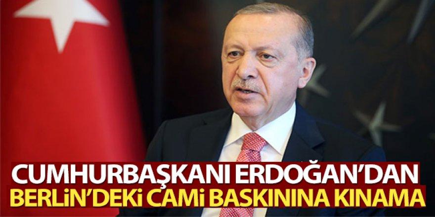 Cumhurbaşkanı Erdoğan: 'Mevlana Camii'ne gerçekleştirilen polis operasyonunu şiddetle kınıyorum'