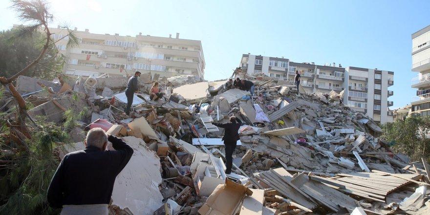 Kara'dan İzmir Depremini Yaşayan SMMM'ler hakkında Bakana Soru