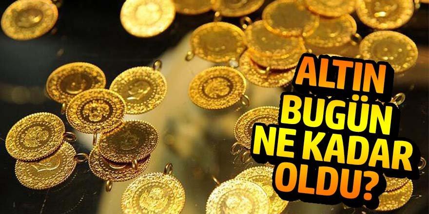 ALTIN FİYATLARI HAREKETLENDİ!