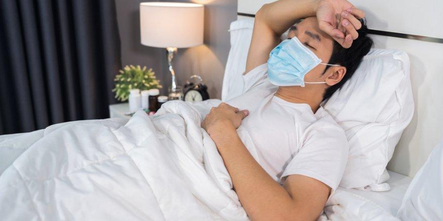 COVİD-19'lu Hasta İle Aynı Evde Yaşamın 10 Önemli Kuralı!
