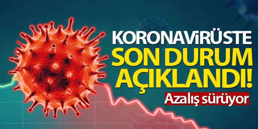 Türkiye'de son 24 saatte 5.862 koronavirüs vakası tespit edildi