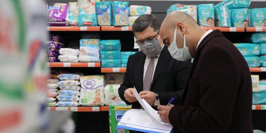 Ticaret Bakanlığı 81 İlde Fahiş Fiyat Denetimlerini Sürdürüyor