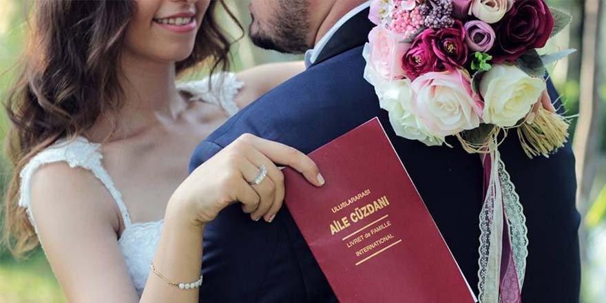 14 Şubat'ta nikah kıydırmak isteyen çiftlere pandemi şoku