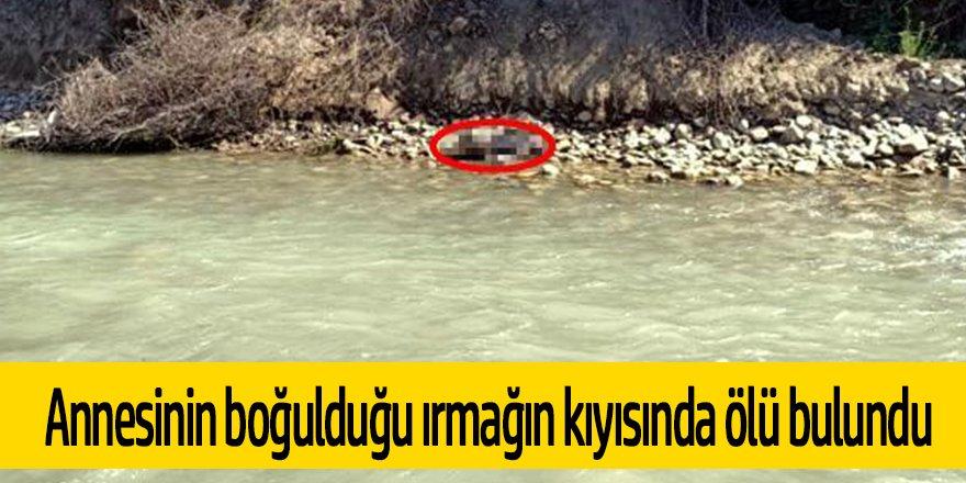 Acı tesadüf! Mevlit okutmaya geldi, annesinin boğulduğu ırmağın kıyısında ölü bulundu