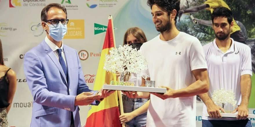 Konyalı Tenisçi Altuğ İspanya'da şampiyon