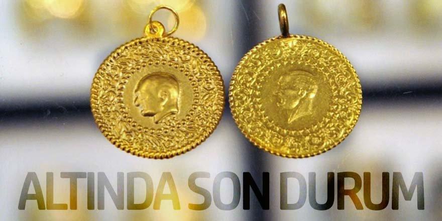 2 Ağustos 2021 Pazartesi gram, çeyrek, yarım altın Fiyatları