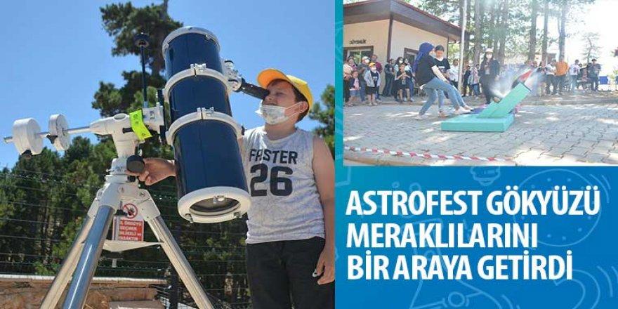 Astrofest Gökyüzü Meraklılarını Bir Araya Getirdi