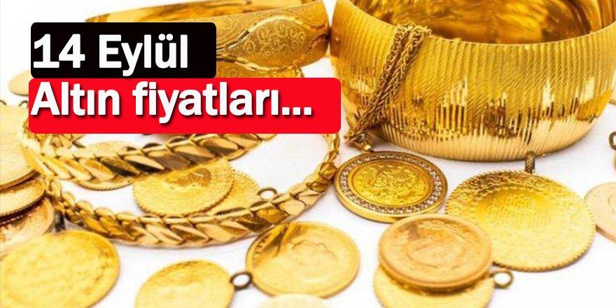 14 Eylül altın fiyatları!