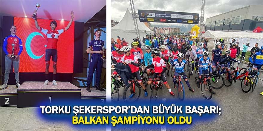 Torku Şekerspor'da Hedef; Cumhurbaşkanlığı Bisiklet Turu