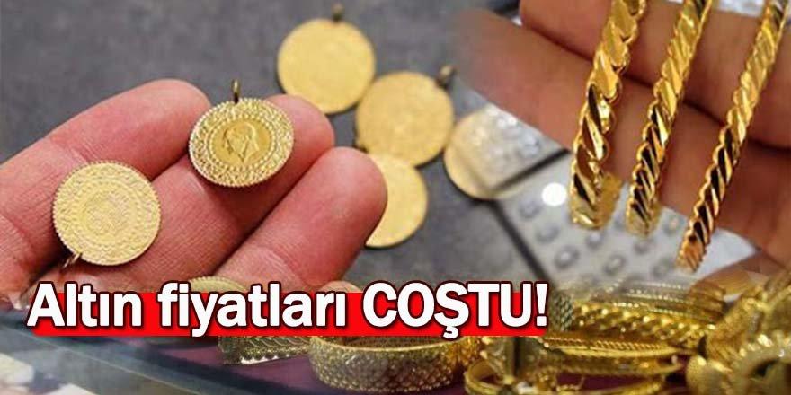 22 Ekim Altın Fiyatları...
