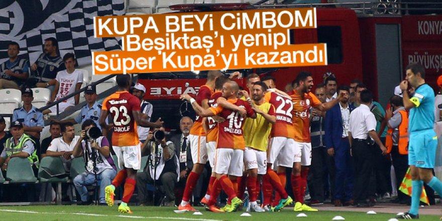 Süper Kupanın Sahibi Galatasaray Oldu