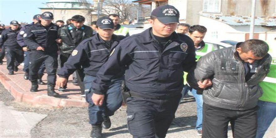 Hırsızlık Şebekesi Üyeleri, Cezaevine Kaplıca Diyorlarmış