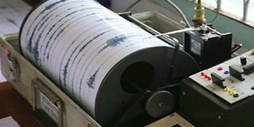 Antalya'da deprem!...